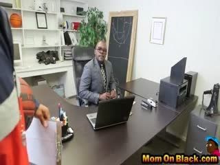 Momonblack 3 5 217 Angry Milf Gets Double Penetrated 2