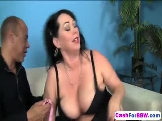 Cashforbbw 24 6 217 Bbw Betty Paige Gets Her Fat Tits Cum Glazed Hd 1