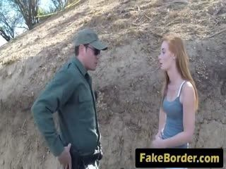 Fakeborder 12 7 217 Border Hopping Redhead Loves Cock 72p 1