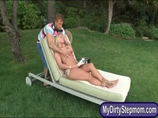 Britney Young And Devon Lee Nasty 3some