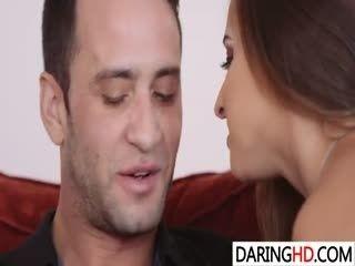 Hard Dick For Beautiful Brunette Amirah Adara