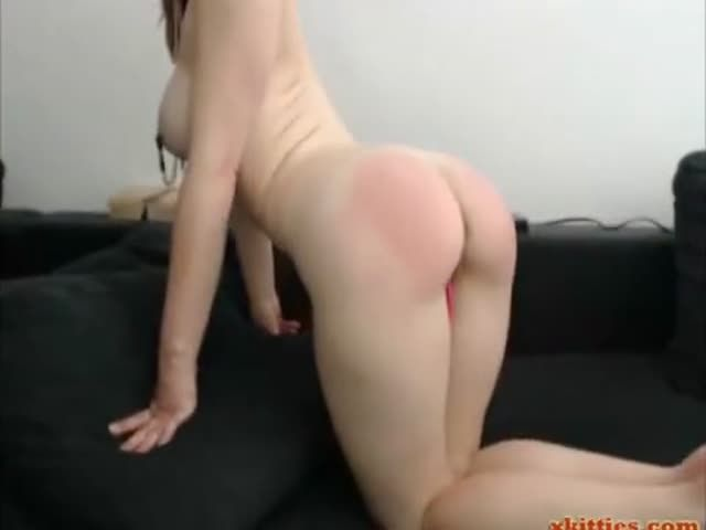 Teen Spanks Herself And Plays With Ohmibod Webcam Girl -2307