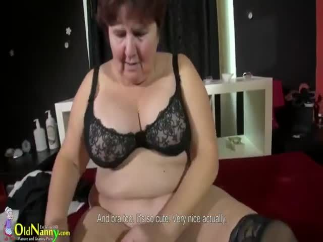 Agedlove handy guy seduced by busty mature lady 9