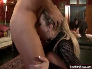 Group Of Hot Babes Enjoying Big Cocks