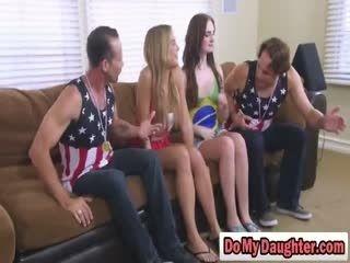 Domydaughter 8 8 217 Daughterswap Blair Williams And Maya Kendrick Full Hi 2