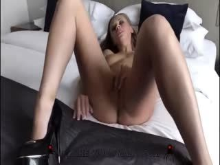 [WoodmanCastingX] Katarina Muti (Hard - In Bed With 2 Men)