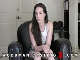 [WoodmanCastingX] Casey Calvert (Casting X 172)