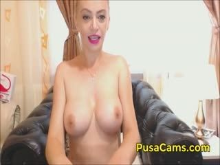 Hot MILF Blonde Wants You To Vibe Her Pussy
