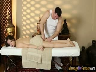 Alexis Rodriguez Massaged And Screwed