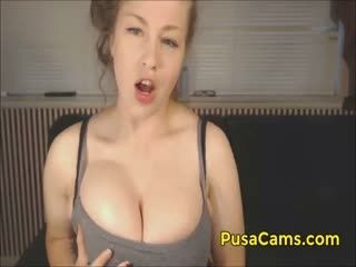 Adorably Cute Teen With Huge Tits Erotic Sex