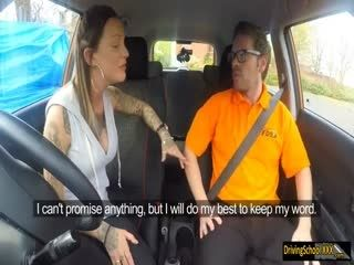 Seductive Chantelle Fucked By Instructor