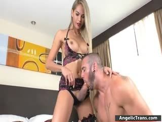 Curvy TS Vivi Isobelle Anal Screwed Hard