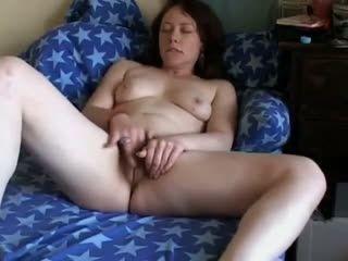 Chubby Teen Masturbating Her Wet Pussy
