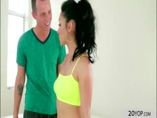 Horny Vicki Chase Gets Her Tight Asshole Drilled Hard