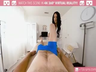 TS VR Porn-Stunning Chanel Get Penetraded By A Big Dick