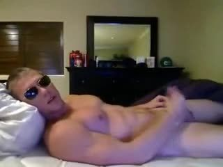 College Jock Wank- Watch Part2 On GayBoysCam.com
