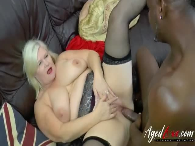 Agedlove lacey star interracial hardcore anal 4