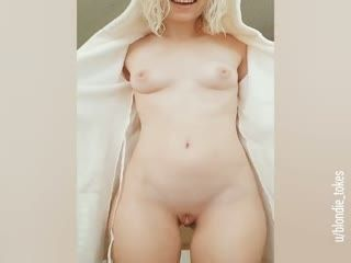 Flashing My Goods OC.mp4 - Petite Teen Amateur Tiny Small