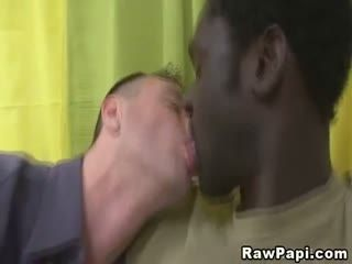 Hardcore Anal Rimming With My Ebony Thug