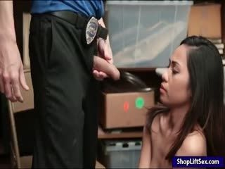 Thief Stripsearched And Fucked Real Deep
