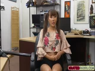 Hot Asian Tiffany Fuck Pawn Owner For Cash