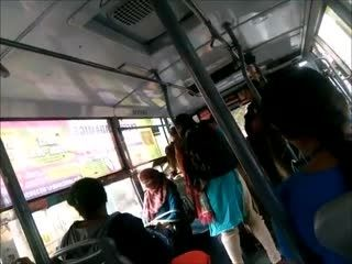 Hot Indian Girl Ass In Bus