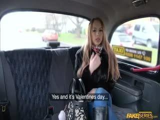 Hot Teen Kira Thorn Sucks And Fucks Taxi Drivers Cock