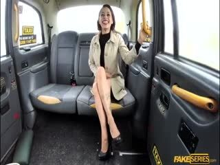 Myla Elyse Outdoor Sex With Taxi Driver
