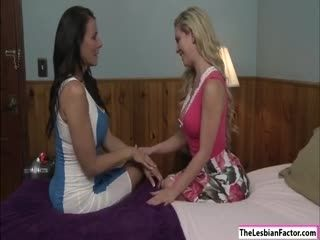 Hot Milfs Eating Each Others Clit