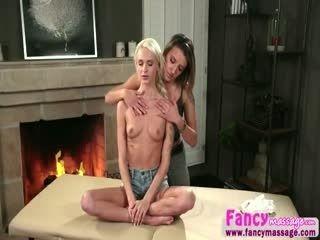 Gorgeous Sophia And Emma Hot Lesbian Sex