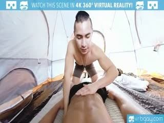 VRBGay.com Camping With Zander