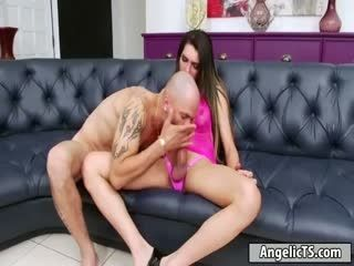 Shemale Roberta Cortes Anal Humps A Cock