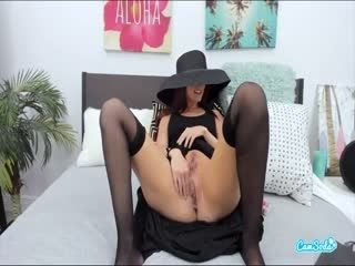 Milf Toys Her Two Pussies
