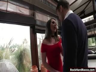 Busty Yasmin And Olivia Manhandled Rocco