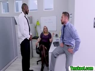 Zoey Double Penetration With A Two Big Cock