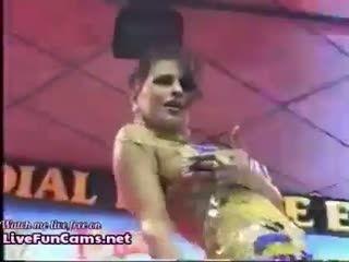 Beautiful Indian Stripper