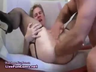 Fist With Bizarre Object Fist Blow And Cum