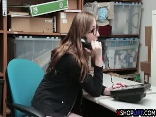 232 Shoplyfter Gracie May Green Full Hi 1080hd