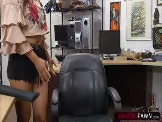 Asian Tiffany Rain Expertly Sucks Shawns Cock For Money