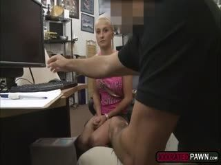 Sadie Leigh Fucks Shawns Coco In The Office