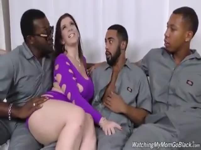 Mom sara jay Sara Jay Mom Take Black Sperm In Her Pussy Porn Video