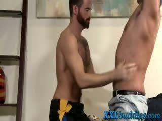 Bear Cum Sprayed By Dong