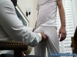 Rawdawged Mormon Creampie