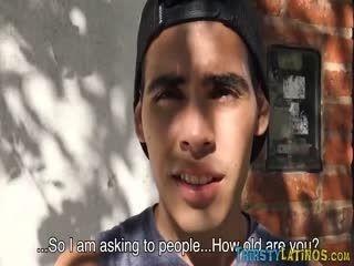 Fingered Straight Latino