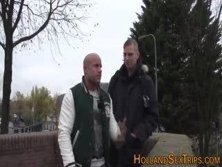 Dutch Hooker Cum Sprayed