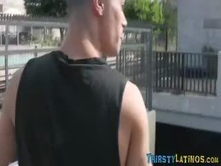 Tattooed Latin Straighty