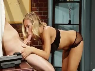 MARK WOOD, NICOLE ANISTON - HOOPS, SEX AND SWEAT 1 THE NEW GIRL [PENTHOUSE] (2014) [HD]