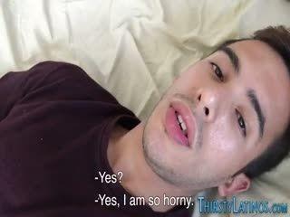 Gay Latinos Masturbating