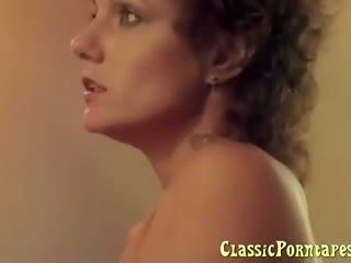 Sexy Babes In Classic Porn Gives Best Blowjob