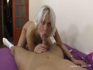 Horny Pornstar Cecilia Scott Rides Hard Cock